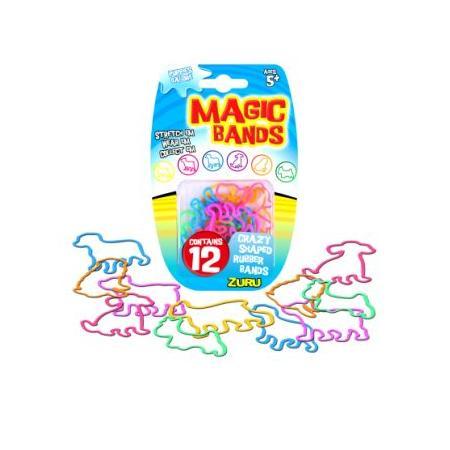 Magic Bands elastyczne gumki bransoletki marki Zuru - zdjęcie nr 1 - Bangla