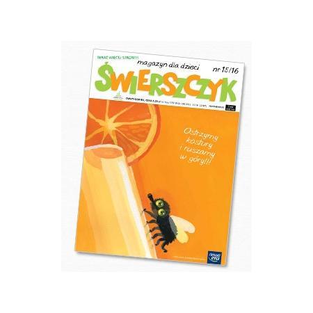 Świerszczyk - magazyn dla dzieci marki Wydawnictwo Nowa Era - zdjęcie nr 1 - Bangla