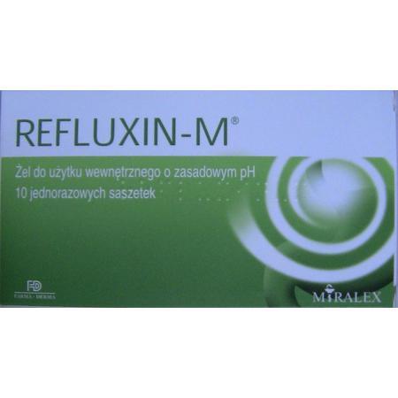 Refluxin-M żel marki Miralex - zdjęcie nr 1 - Bangla
