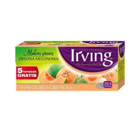 Herbata Zielona  Melonowa marki Irving - zdjęcie nr 1 - Bangla
