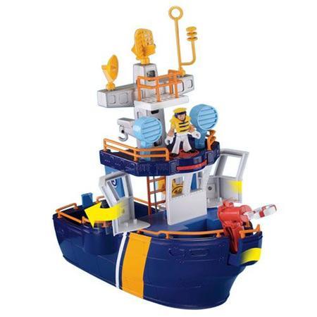 Łódź oceaniczna - statek Imaginext N0763 marki Fisher-Price - zdjęcie nr 1 - Bangla