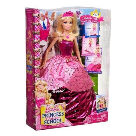 Barbie Akademia Księżniczek, Księżniczka Blair V6827 marki Mattel - zdjęcie nr 1 - Bangla