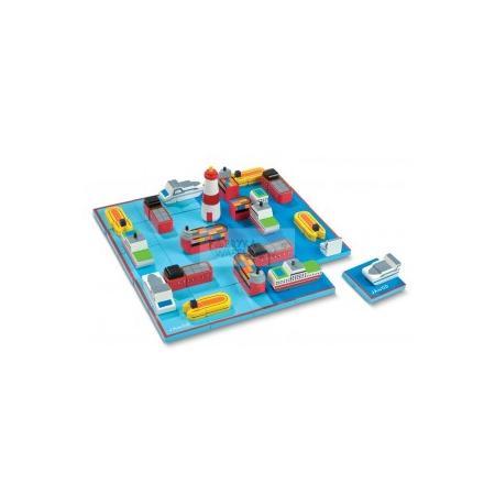 Puzzle 3D Port marki Janod - zdjęcie nr 1 - Bangla