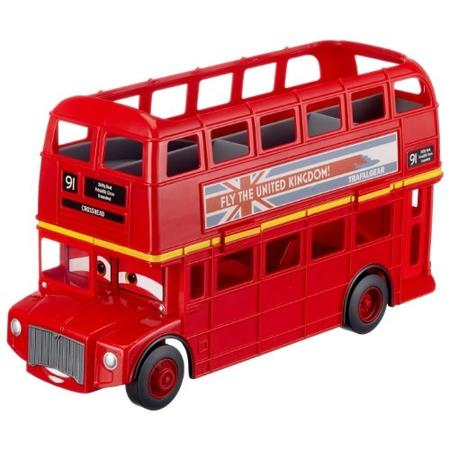 Cars Piętrowy Bus V3616 marki Hot Wheels - zdjęcie nr 1 - Bangla
