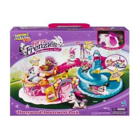 Fur Real, Furry Frenzies, Hurrywood Amusement Park - Park Rozrywki, 32808 marki Hasbro - zdjęcie nr 1 - Bangla