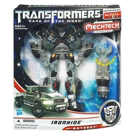 Transformers Dark of the Moon, Mechtech, Ironhide 28736 marki Hasbro - zdjęcie nr 1 - Bangla