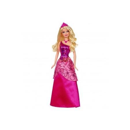 Barbie Akademia Księżniczek, Szkolna elegantka V6956 marki Mattel - zdjęcie nr 1 - Bangla