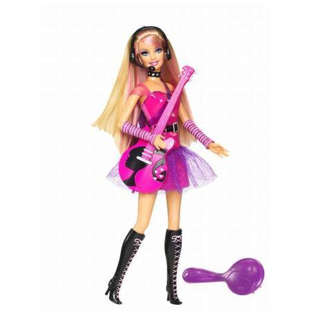 Barbie Jako Gwiazda Rocka R4229 marki Mattel - zdjęcie nr 1 - Bangla