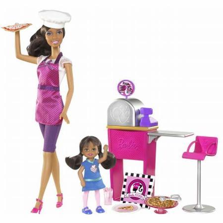 Barbie Jako Kucharz T2694 marki Mattel - zdjęcie nr 1 - Bangla