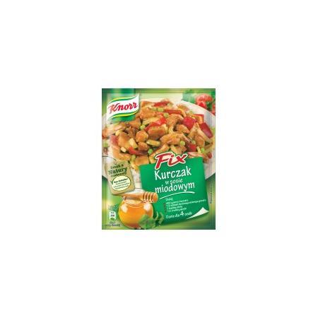 Kurczak w sosie miodowym marki Knorr - zdjęcie nr 1 - Bangla