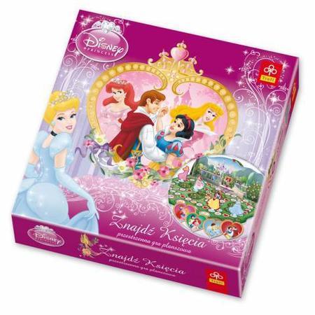 Disney, Znajdź Księcia 0572 marki Trefl - zdjęcie nr 1 - Bangla