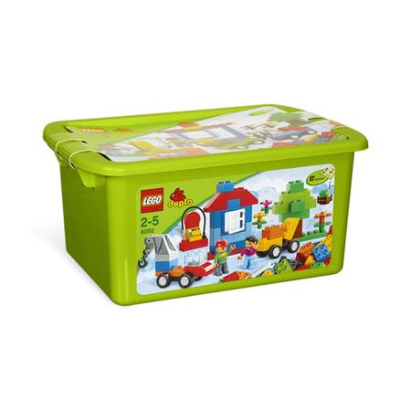 Mój pierwszy zestaw, 6052 marki Lego - zdjęcie nr 1 - Bangla