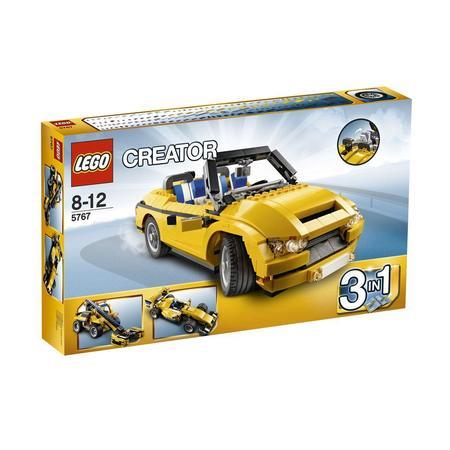 Creator, Krążownik szos, 5767 marki Lego - zdjęcie nr 1 - Bangla