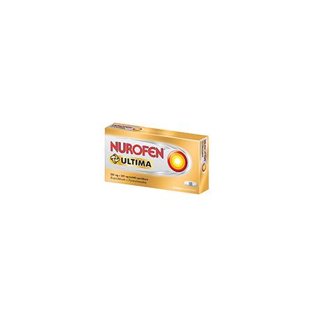 Nurofen Ultima marki Boots Healthcare - zdjęcie nr 1 - Bangla
