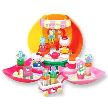 Hello Kitty Kwiaciarnia marki Sanrio - zdjęcie nr 1 - Bangla