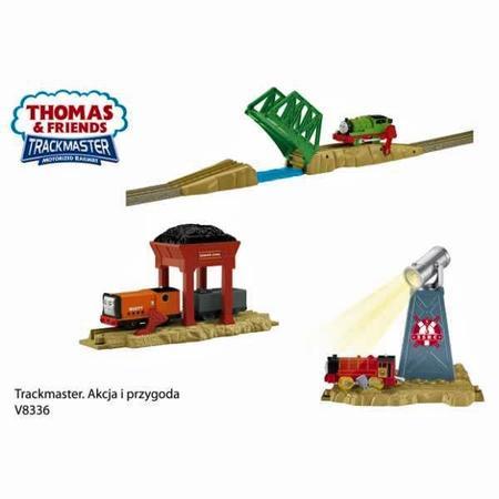 Tomek i Przyjaciele Trackmaster Akcja i Przygoda Most Zwodzony V8336 marki Fisher-Price - zdjęcie nr 1 - Bangla