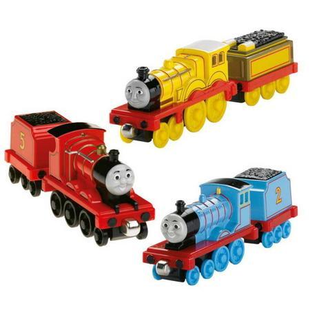 Tomek i Przyjaciele Średnia lokomotywa R8854 marki Fisher-Price - zdjęcie nr 1 - Bangla