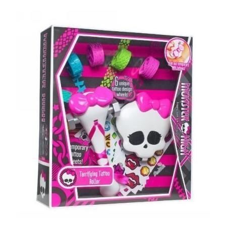 Monster High Upiorne Tatuaże T2633 marki Mattel - zdjęcie nr 1 - Bangla