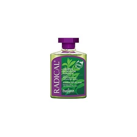 Radical, szampon do włosów tłustych marki Farmona - zdjęcie nr 1 - Bangla