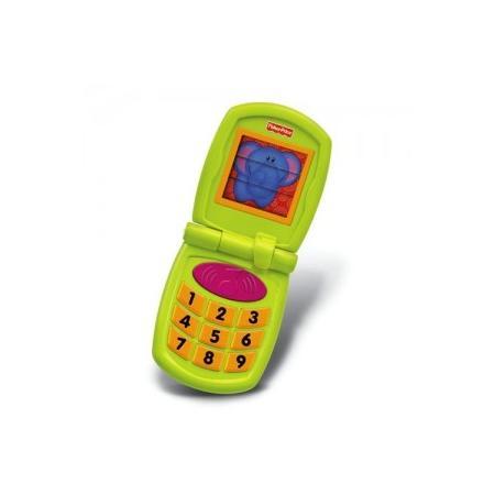 Telefonik dla maluszka, W3115 marki Fisher-Price - zdjęcie nr 1 - Bangla