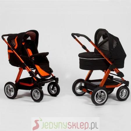 Viper 4S, wózek Głęboko-Spacerowy marki Abc Design - zdjęcie nr 1 - Bangla