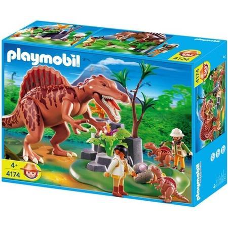 Spinosaurus Gniazdo Dinozaurów, 4174 marki Playmobil - zdjęcie nr 1 - Bangla