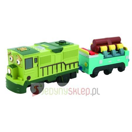 Motorised Daniel z Wagonem 58004/Matambo z wagonem 58005/Iwo z wagonem 58006/Frostini z wagonem 58008 marki Stacyjkowo - zdjęcie nr 1 - Bangla