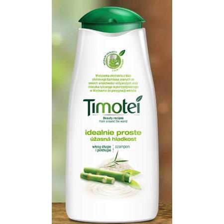 Idealnie Proste, Włosy długie i półdługie, szampon marki Timotei - zdjęcie nr 1 - Bangla
