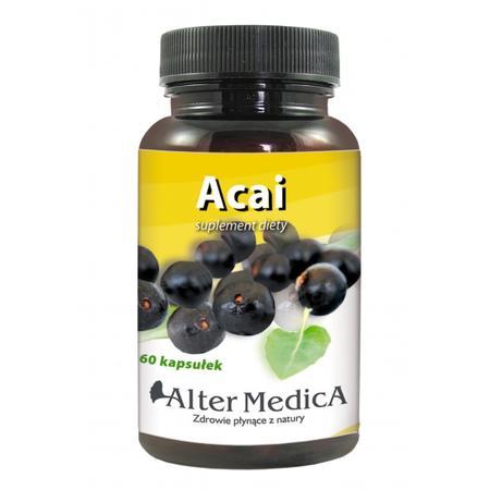 Acai, kapsułki marki Alter Medica - zdjęcie nr 1 - Bangla