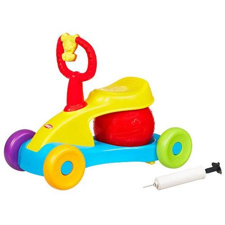 Skuter, Poppin' Park - Bounce N Ride 31937 marki Playskool - zdjęcie nr 1 - Bangla