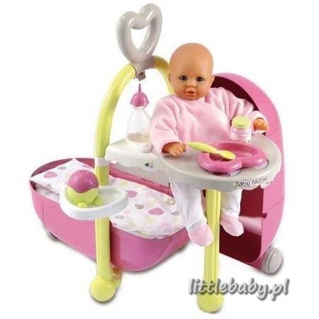Baby Nurse Opiekunka, Zestaw Walizka opiekunki 24384 marki Smoby - zdjęcie nr 1 - Bangla