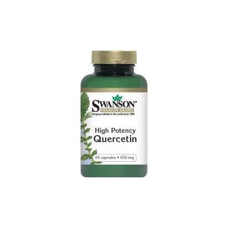 High Potency Quercetin, Kwercetyna marki Swanson - zdjęcie nr 1 - Bangla