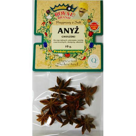 Anyż - gwiazdki marki Royal Brand - zdjęcie nr 1 - Bangla