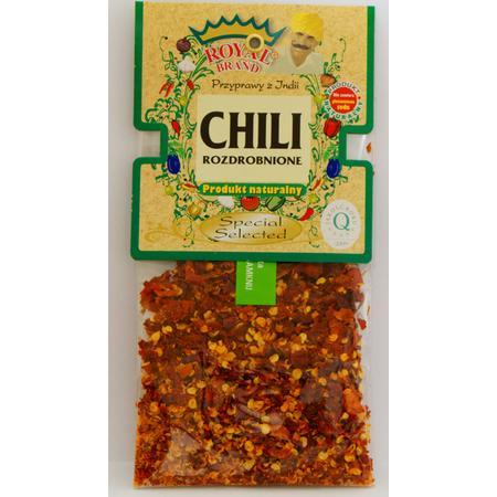 Chili rozdrobnione marki Royal Brand - zdjęcie nr 1 - Bangla