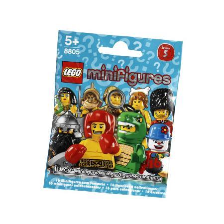 Minifigurki seria 5, 8805 marki Lego - zdjęcie nr 1 - Bangla