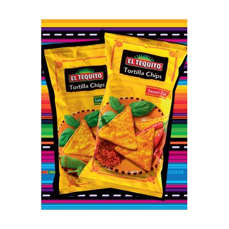 El Tequito, Tortilla Chips, różne smaki marki Lidl - zdjęcie nr 1 - Bangla