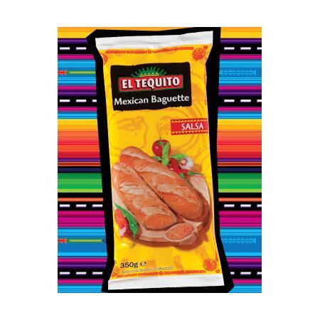 El Tequito, Mexican Baguette marki Lidl - zdjęcie nr 1 - Bangla