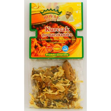 Kurczak po marokańsku marki Royal Brand - zdjęcie nr 1 - Bangla