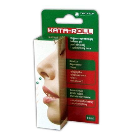 Kata-Roll Kojąco-regenerujący balsam do podrażnionej i suchej skóry nosa marki Tactica - zdjęcie nr 1 - Bangla
