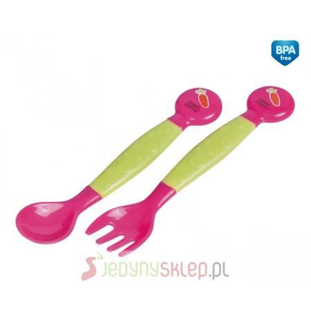 Sztućce Elastyczne 56/580 marki Canpol babies - zdjęcie nr 1 - Bangla