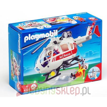 Helikopter Ratowniczy 4222 marki Playmobil - zdjęcie nr 1 - Bangla
