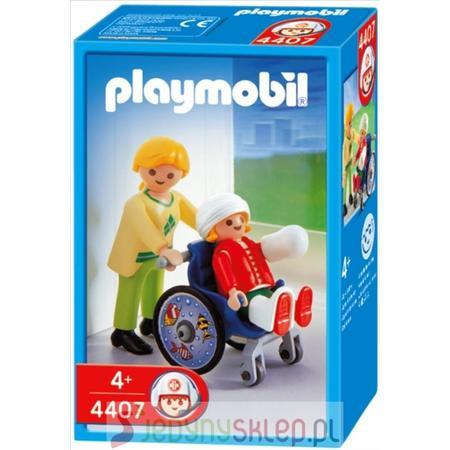 Dziecko Na Wózku Inwalidzkim, 4407 marki Playmobil - zdjęcie nr 1 - Bangla