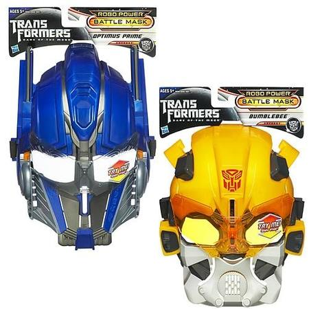 Transformers Battle Mask, Maska 30562, różne modele marki Hasbro - zdjęcie nr 1 - Bangla