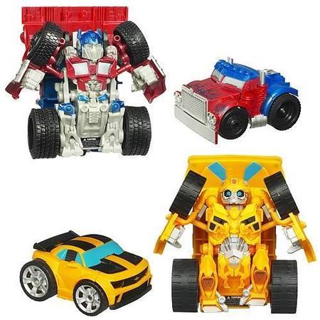 Transformers GO-BOTY 28731 marki Hasbro - zdjęcie nr 1 - Bangla