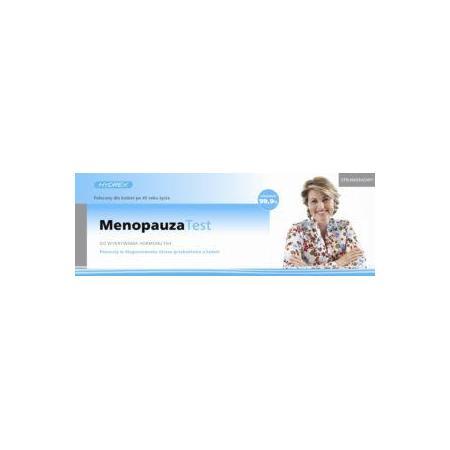 Menopauza Test marki Hydrex - zdjęcie nr 1 - Bangla
