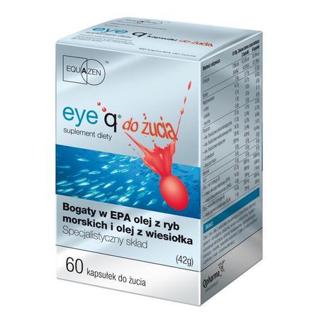 Eye Q  do żucia marki Equazen - zdjęcie nr 1 - Bangla
