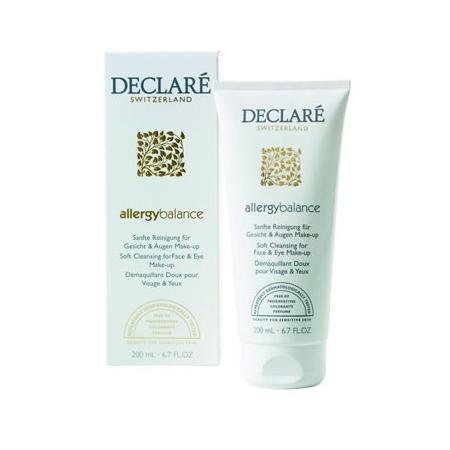 Allergy Balance, Soft Cleansing for Face and Eye Make-up, preparat do demakijażu twarzy i oczu marki Declare - zdjęcie nr 1 - Bangla