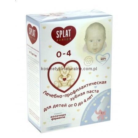 Junior, Pasta dla dzieci 0-4 lat marki Splat - zdjęcie nr 1 - Bangla