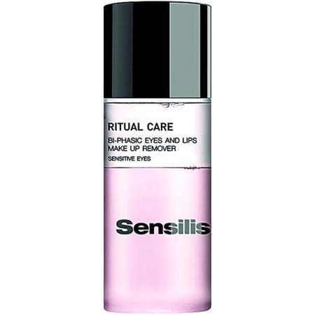 Ritual Care, Bi-phasic Eyes and Lips make-up remover, 2-Fazowy Płyn do  Demakijażu Oczu i Ust marki Sensilis - zdjęcie nr 1 - Bangla