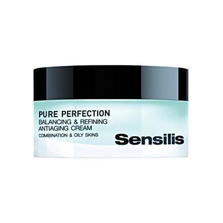 Pure Perfection, Balancing & Refining Antiaging Cream, Krem balansujący zapobiegający starzeniu się skóry do cery mi marki Sensilis - zdjęcie nr 1 - Bangla